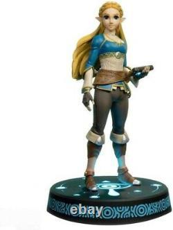 The Legend of Zelda Breath of the Wild PVC Statue Zelda Collector's Edition 2