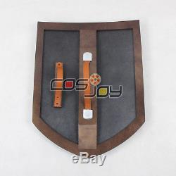 The Legend of Zelda Hyrule Warriors Link Shield PVC Cosplay Prop -0964