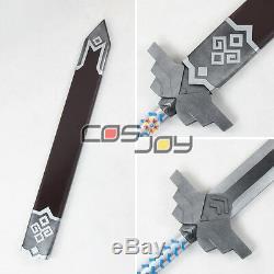 The Legend of Zelda Hyrule Warriors Link Sword PVC Replica Cosplay Prop 0965