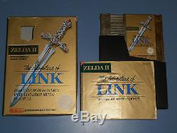 The Legend of Zelda II The Adventure of Link Pal España Nintendo Nes