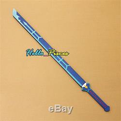 The Legend of Zelda Katana Version of Link's Master Sword Weapon Cosplay Prop