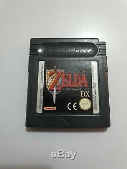 The Legend of Zelda LINK'S AWAKENING Game Boy Color pal EUR COMPLETO LEER BIEN