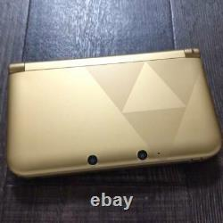 The Legend of Zelda Link Between Worlds Design Limited Edition 3DS LL XL Console
