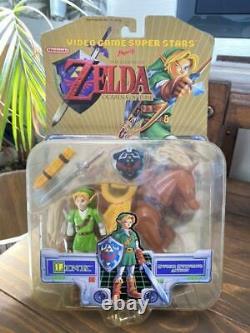 The Legend of Zelda Link Epona Figure