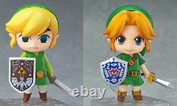 The Legend of Zelda Link Wind Waker & Majora's Mask 3D Ver. Nendoroid