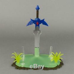 The Legend of Zelda Link's Awakening 2DS XL Hylian Shield Sword Display Stand