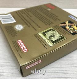The Legend of Zelda Link's Awakening DX Game Boy Color CIB Tested Missing Manual