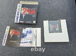 The Legend of Zelda Link's Awakening DX (Nintendo Game Boy Color)