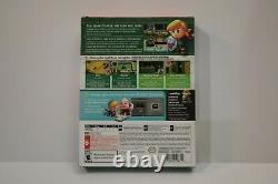 The Legend of Zelda Link's Awakening Dreamer Edition + Amiibo, Switch SEALED