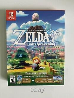 The Legend of Zelda Link's Awakening Dreamer Edition NIB (Nintendo Switch)New