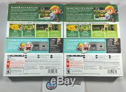 The Legend of Zelda Link's Awakening Dreamer Edition (Nintendo Switch 2019) NEW