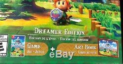 The Legend of Zelda Link's Awakening Dreamer Edition (Nintendo Switch) NEW