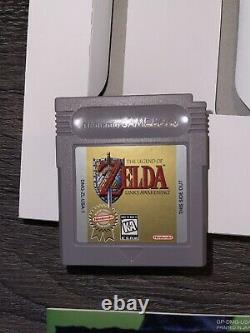 The Legend of Zelda Link's Awakening (Game Boy, 1993-1996) CIB