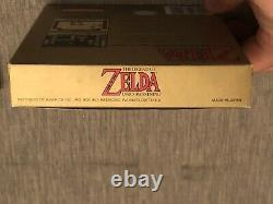 The Legend of Zelda Link's Awakening (Game Boy, 1993) CIB Complete with Inserts