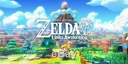 The Legend of Zelda Link's Awakening LIMITED EDITION- Nintendo Switch EU IMPORT