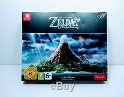 The Legend of Zelda Link's Awakening LIMITED EDITION Nintendo Switch UK, PAL