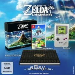 The Legend of Zelda Link's Awakening Limited Edition (NEU) Schneller Versand