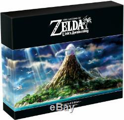 The Legend of Zelda Link's Awakening Limited Edition Nintendo Switch