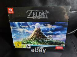 The Legend of Zelda Link's Awakening Limited Edition Nintendo Switch PAL UK