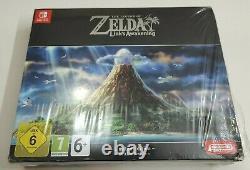 The Legend of Zelda Link's Awakening Limited Edition Nintendo Switch UK Import