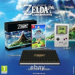 The Legend of Zelda Link's Awakening Limited Edition Nintendo Switch (US Seller)