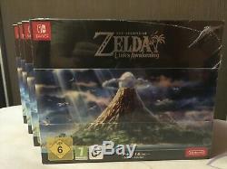 The Legend of Zelda Link's Awakening. Limited edition