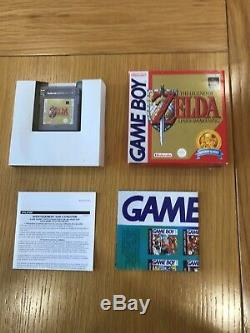 The Legend of Zelda Link's Awakening (Nintendo Game Boy, 1993)