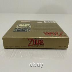The Legend of Zelda Link's Awakening (Nintendo Game Boy) CIB Complete AUTHENTIC