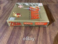 The Legend of Zelda Link's Awakening (Nintendo Game Boy) Complete Authentic