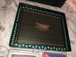 The Legend of Zelda Link's Awakening Remake Nintendo Switch LIMITED EDITION
