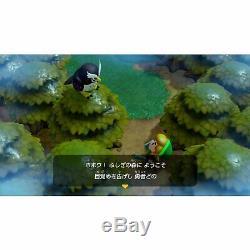 The Legend of Zelda Link's Awakening SteelBook Edi For Switch NS (Eng/Jap Sub)