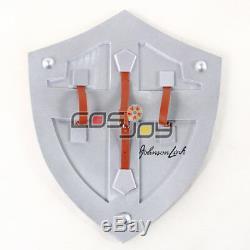 The Legend of Zelda Link's Hylian Shield Cosplay Prop -2167
