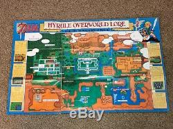 The Legend of Zelda Link to the Past Super Nintendo Snes Complete CIB Authentic