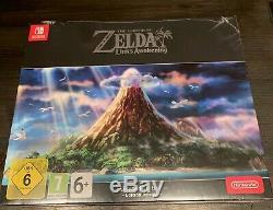 The Legend of Zelda Links Links Awakening Limited Edition new sealed