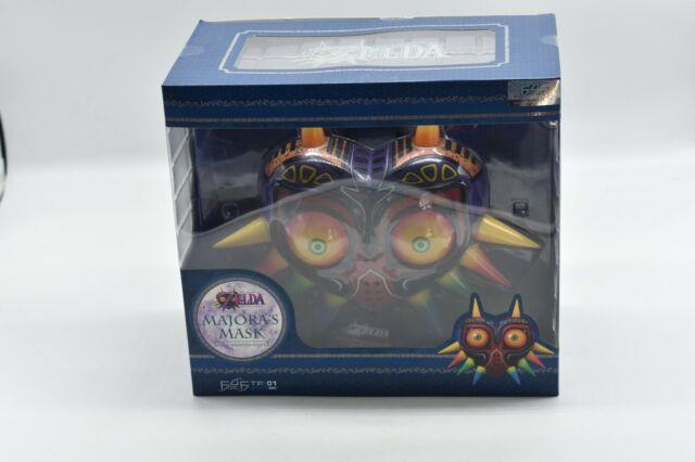 The Legend Of Zelda Majora's Mask, First 4 Figures Brand New