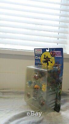 The Legend of Zelda Majora's Mask Toy Deku Link Epoch CWorks Figure Rare 2000 US