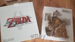 The Legend of Zelda Nintendo Club Link Statue