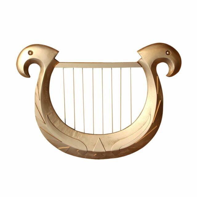 The Legend Of Zelda Skyward Sword Cosplay Prop Link Harp