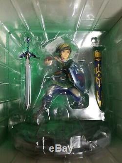 The Legend of Zelda Skyward Sword LINK Figure Good Smile EMS SHIPPING Japan
