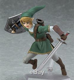 The Legend of Zelda Twilight Princess Link Figma Action Figure DX Version