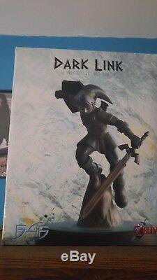 The Legend of Zelda first 4 figures Dark Link statue