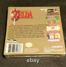 The Legends Of Zelda A Link To The Past GameBoy Advance Extrêmement Rare Neuf FR