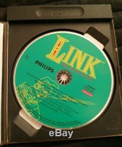 The legend of Zelda Link the faces of evil Philips cdi cd-i UK version Excellent