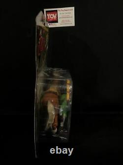 Toybiz Legend of Zelda Ocarina of Time LINK action figure Nintendo Video Game