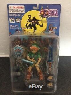 ULTRA RARE! Legend of Zelda MAJORA'S MASK LINK EPOCH Figure NIB