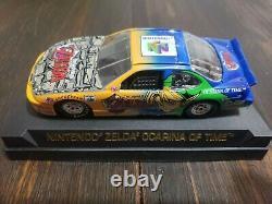 Very Rare Nintendo N64 Legend Of Zelda Ocarina Of Time Link Promo Diecast Car