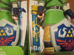 World Of Nintendo The Legend Of Zelda Skyward Sword Link 20 Inch Shield, Sheath +