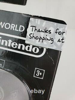 World of Nintendo SHADOW LINK ACTION FIGURE Legend of Zelda SPENCERS exclusive