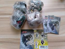 Yujin Legend of Zelda Link and Princess Set of 4 Figures Twilight Princess
